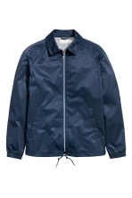 Coach jacket - Dark blue - Men | H&M CN 2