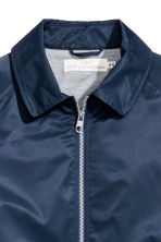 Coach jacket - Dark blue - Men | H&M CN 3