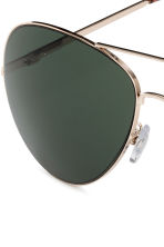 Sunglasses - Gold - Men | H&M CN 3