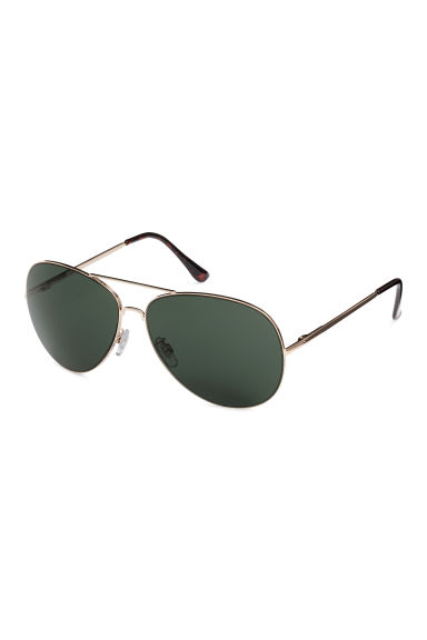 Sunglasses - Gold - Men | H&M CN