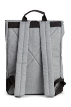 Backpack - Grey marl - Men | H&M 2