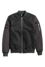 Bomber jacket - Black - Men | H&M 3