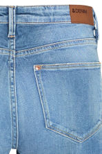 Boot cut Regular Jeans - Light denim blue - Ladies | H&M GB 4