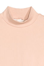 Turtleneck dress - Powder - Ladies | H&M GB 3