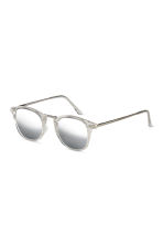 Sunglasses - Transparent - Men | H&M 1