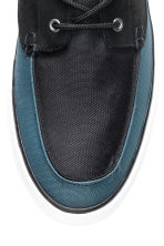 Deck shoes - Dark blue - Men | H&M CN 3