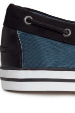 Deck shoes - Dark blue - Men | H&M CN 4