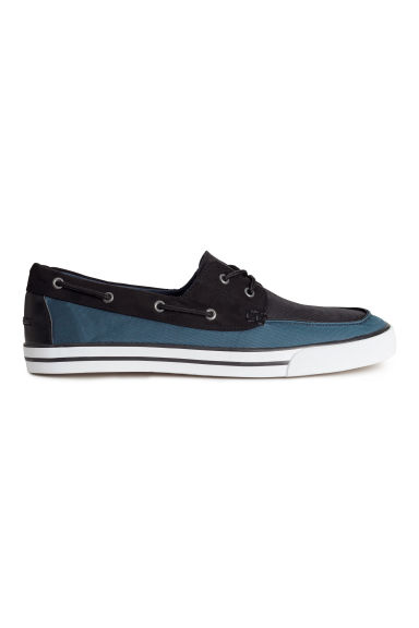 Deck shoes - Dark blue - Men | H&M CN 1