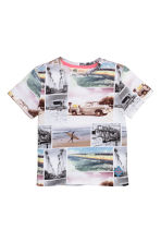 T-shirt with a motif - Photoprint - Kids | H&M CN 2
