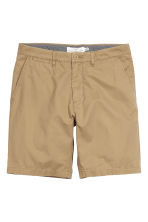 Shorts modello chinos - Beige scuro - UOMO | H&M IT 2