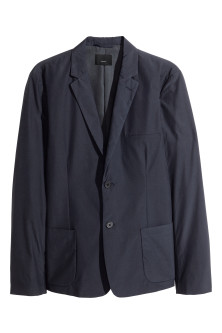 Pima cotton jacket