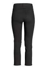 Ankle-length trousers - Black - Ladies | H&M GB 2