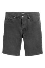 Shorts in jeans - Nero - UOMO | H&M IT 3