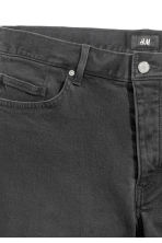 Shorts in jeans - Nero - UOMO | H&M IT 6