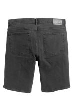 Shorts in jeans - Nero - UOMO | H&M IT 4