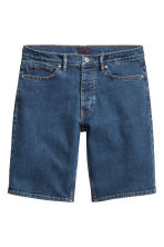 Shorts in jeans - Blu denim scuro - UOMO | H&M IT 2