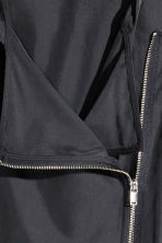 Hooded gilet - Black - Ladies | H&M CN 4