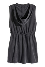 Hooded gilet - Black - Ladies | H&M CN 3
