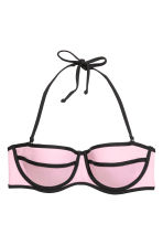 Top bikini - Rosa - DONNA | H&M IT 2