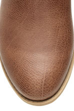 Ankle boots - Brown/Patterned - Ladies | H&M CN 4
