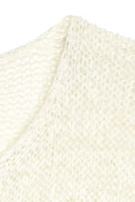 Knitted jumper - White - Men | H&M CN 3