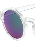 Sunglasses - Transparent - Ladies | H&M CN 3