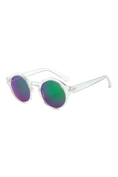 lunettes de soleil transparent h m fr. Black Bedroom Furniture Sets. Home Design Ideas