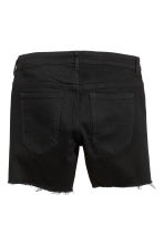 Shorts di jeans - Nero - DONNA | H&M IT 3