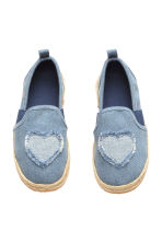 Espadrilles - Denim blue - Kids | H&M CN 2