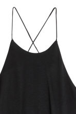 Jersey top - Black - Ladies | H&M CN 3