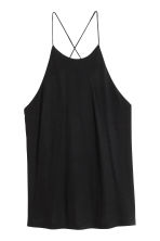 Jersey top - Black - Ladies | H&M 2