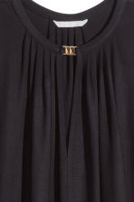 Top in jersey senza maniche - Nero - DONNA | H&M IT 3