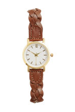 Watch - Brown - Ladies | H&M CN 1