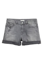 Shorts in jeans - Grigio - DONNA | H&M IT 2
