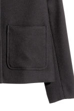 Textured jacket - Black - Ladies | H&M CN 3