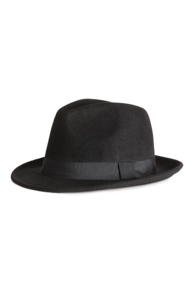 Hat - Black -  | H&M