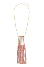 Long necklace - Gold - Ladies | H&M CN 1