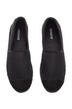 Espadrilles - Black - Ladies | H&M CN 2