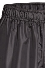 Rain trousers - Black - Ladies | H&M CN 3
