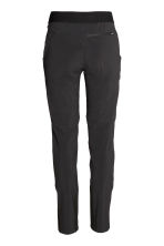 Outdoor trousers - Black - Ladies | H&M CN 3