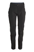 Outdoor trousers - Black - Ladies | H&M CN 2