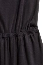 Jersey playsuit - Black - Ladies | H&M CN 3