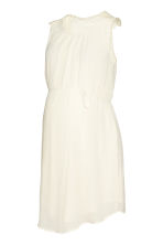 MAMA Sleeveless dress - Natural white - Ladies | H&M CN 2