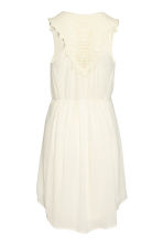 MAMA Sleeveless dress - Natural white - Ladies | H&M CN 3