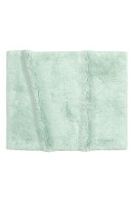 Tappetino bagno - Verde menta - HOME | H&M IT 1