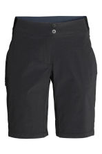 Outdoor shorts - Black - Ladies | H&M CN 2