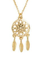 Necklace with a pendant - Gold - Ladies | H&M CN 2