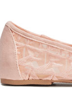 Ballet pumps - Powder pink - Ladies | H&M CN 4
