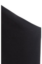 One-shoulder top - Black - Ladies | H&M CN 3