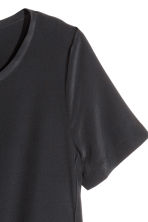 Top in seta - Nero - DONNA | H&M IT 3